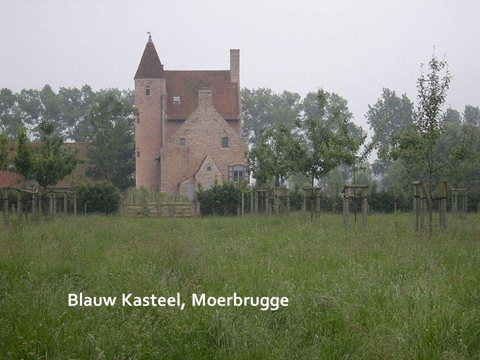 Kasteel Gruuthuyse, Oostkamp