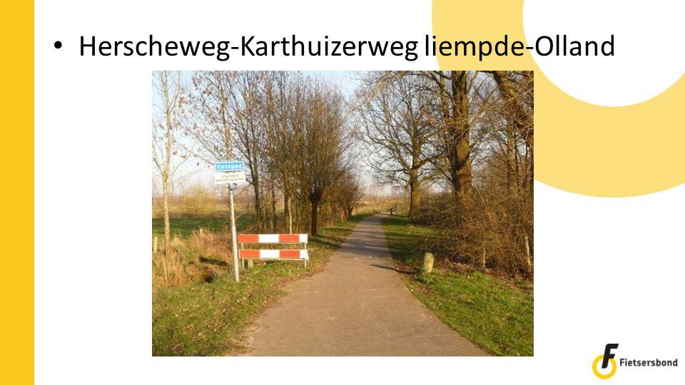 Herscheweg-Karthuizerweg liempde-Olland