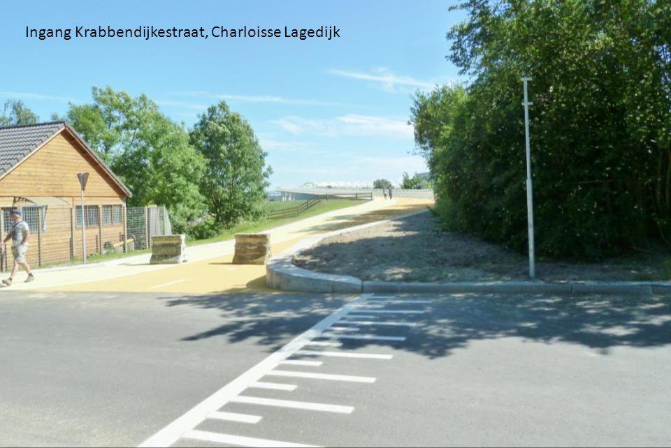 Ingang Krabbendijkestraat, Charloisse Lagedijk