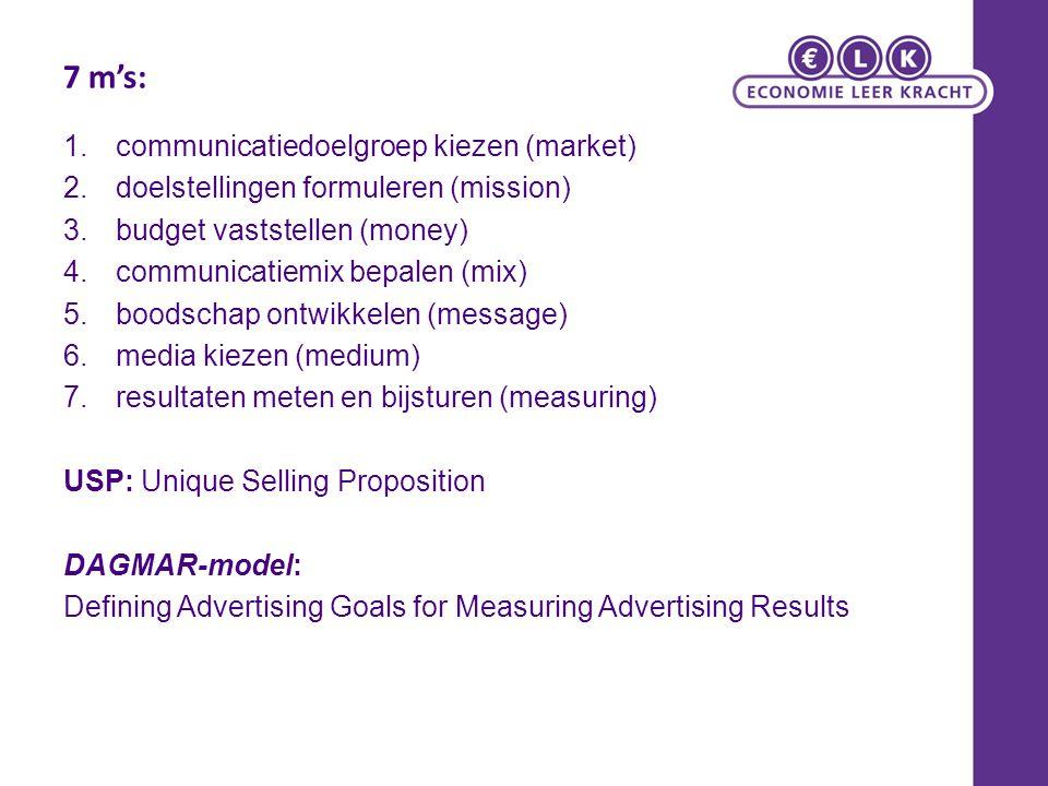Banners: Affiliatted marketing: De webmaster (van de uitgever) ontvangt een vergoeding op basis van aantal klicks, verkopen, of aantal bezoekers Internet als medium