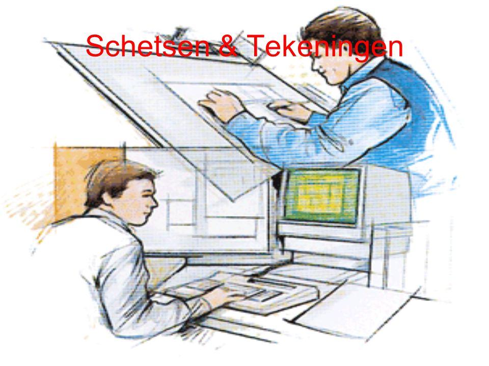 Schetsen & Tekeningen