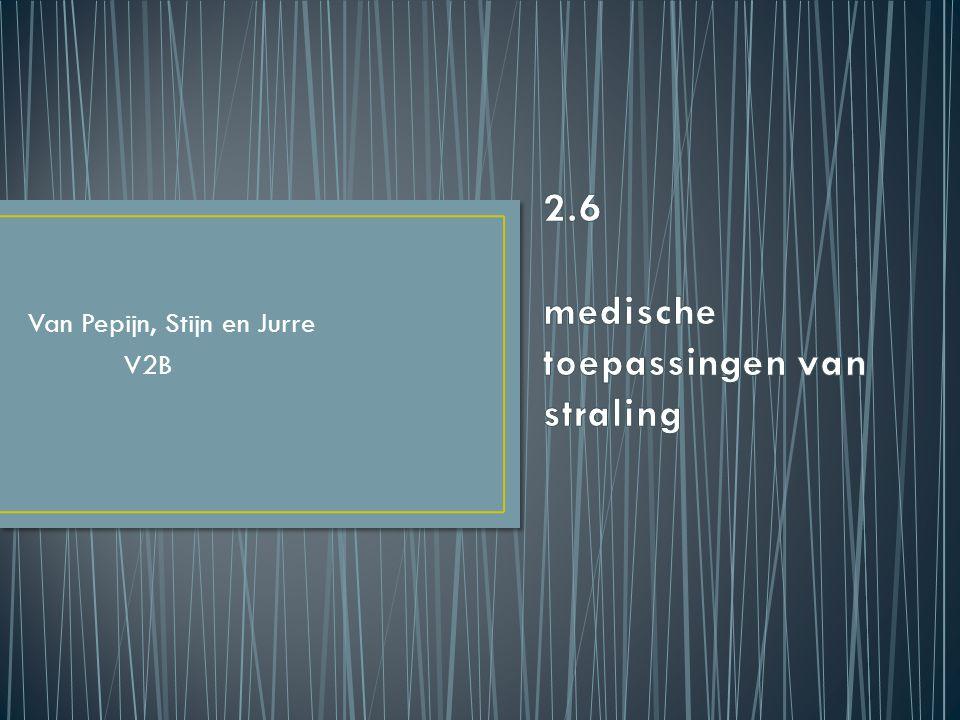 Van Pepijn, Stijn en Jurre V2B