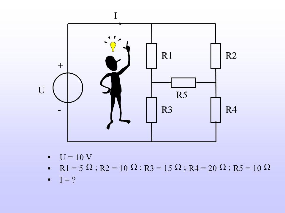 Maasvergelijkingen invullen geeft 1) 10 = 11.I 1 - 3.I 2 3  30 = 33.I 1 - 9.I 2 2) 0 = -3.I 1 + 9.I 2 1  0 = -3.I 1 + 9.I 2 30 = 30.I 1 => maasstroo