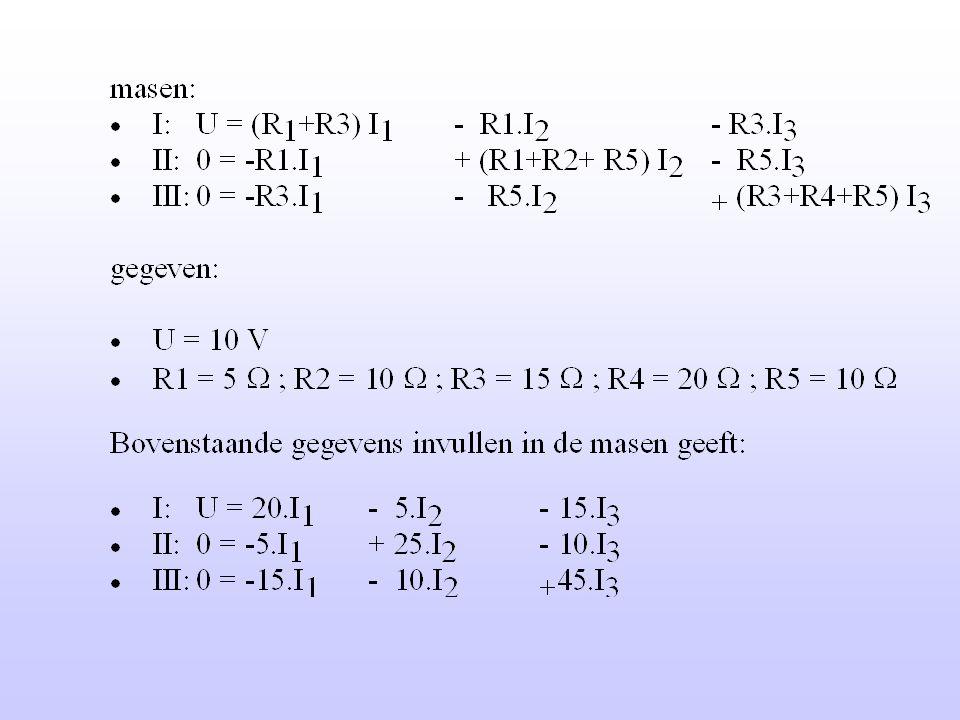 I R2R1 R3R4 R5 + - U I2I2 I3I3 I1I1