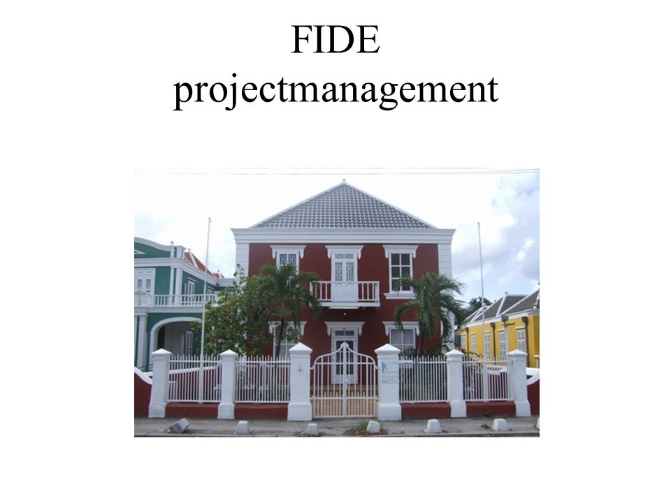 FIDE projectmanagement