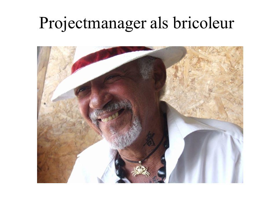 Projectmanager als bricoleur