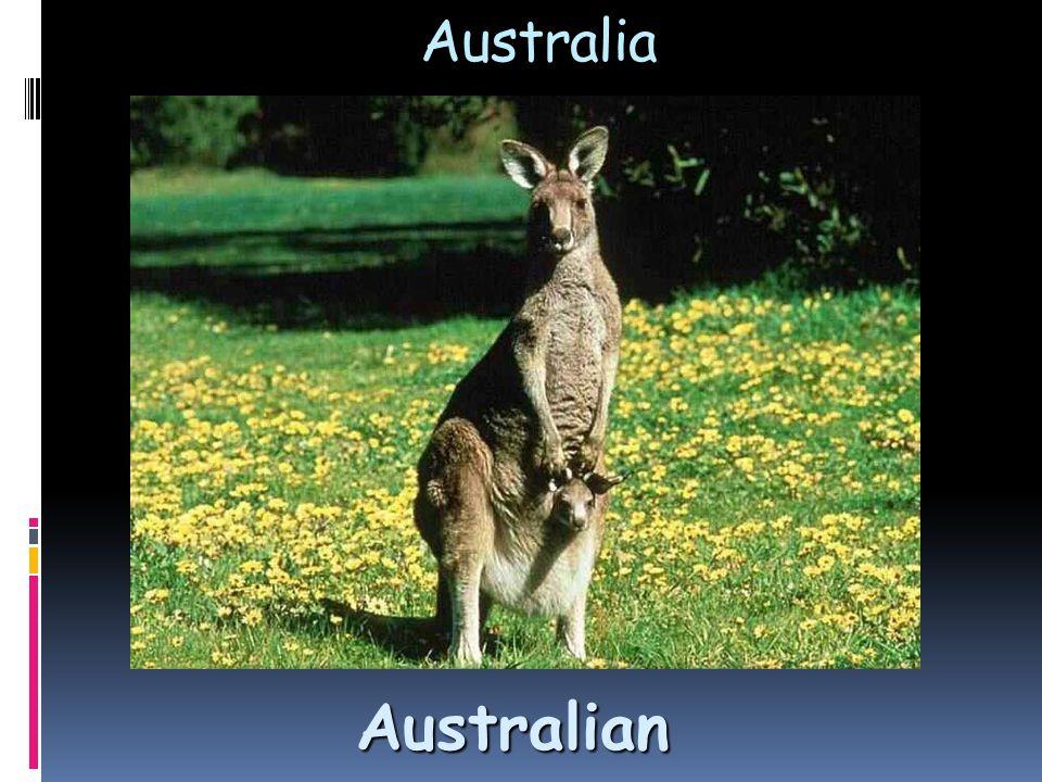 AustraliaAustralian