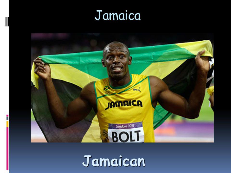 Jamaica Jamaican