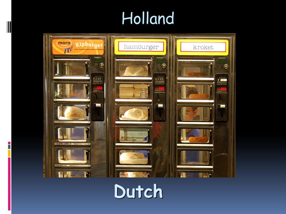 Holland Dutch