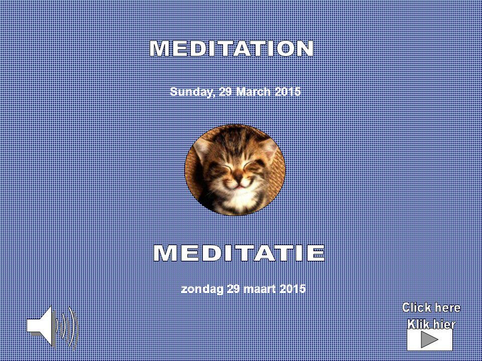 Sunday, 29 March 2015 zondag 29 maart 2015