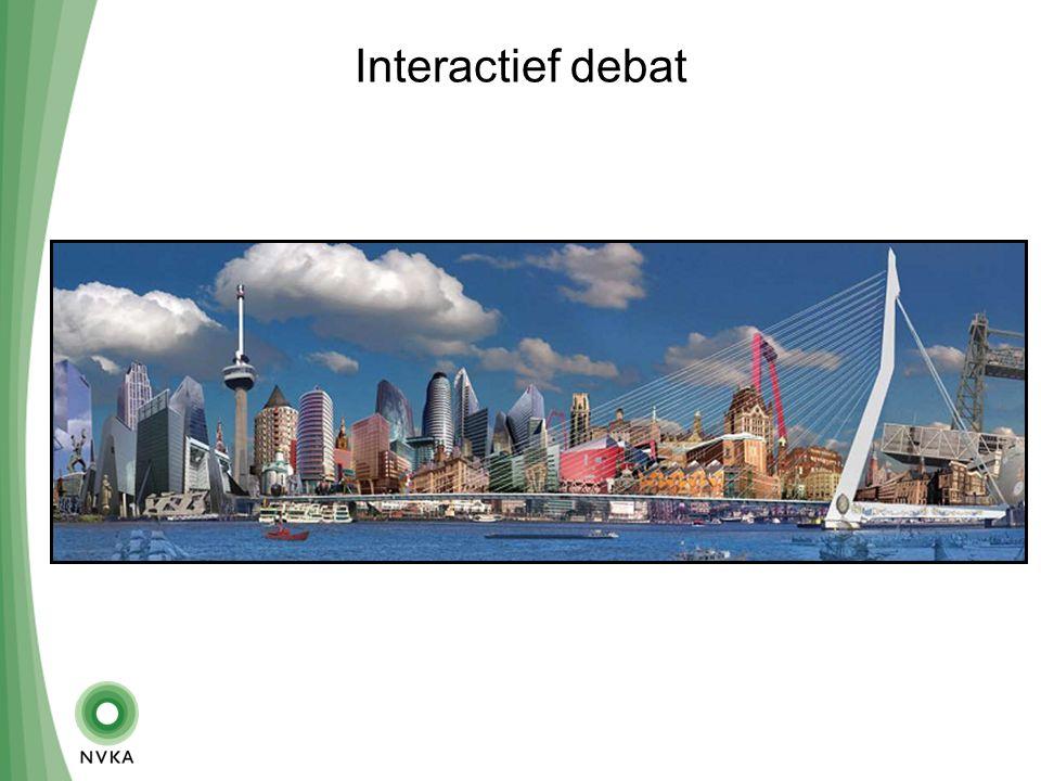 Interactief debat