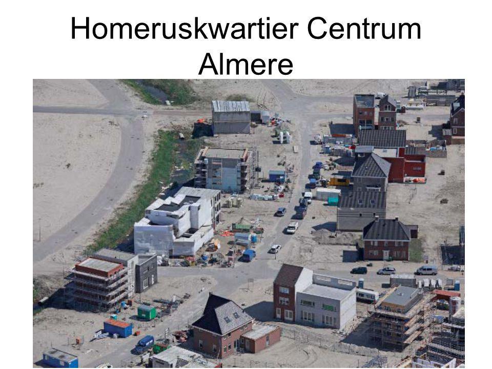 Homeruskwartier Centrum Almere