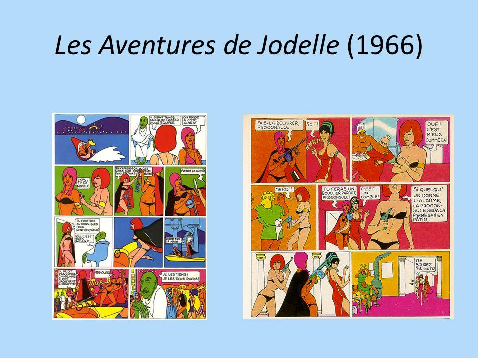 Les Aventures de Jodelle (1966)