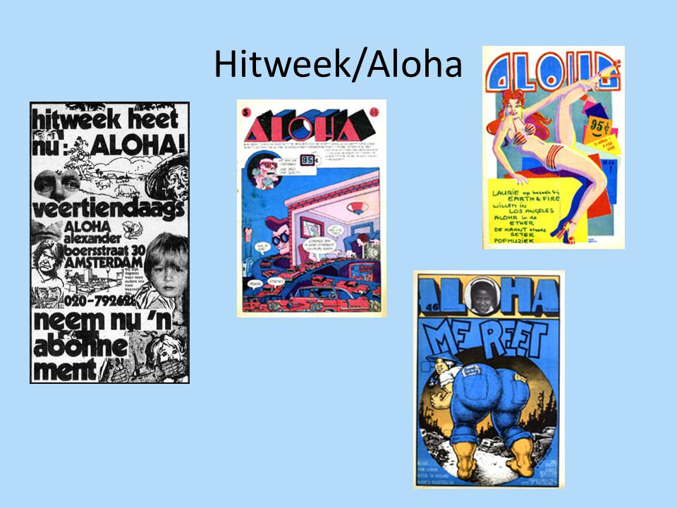 Hitweek/Aloha