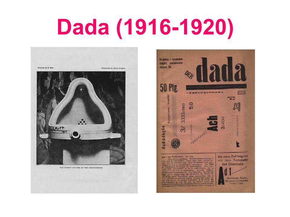 Dada (1916-1920)