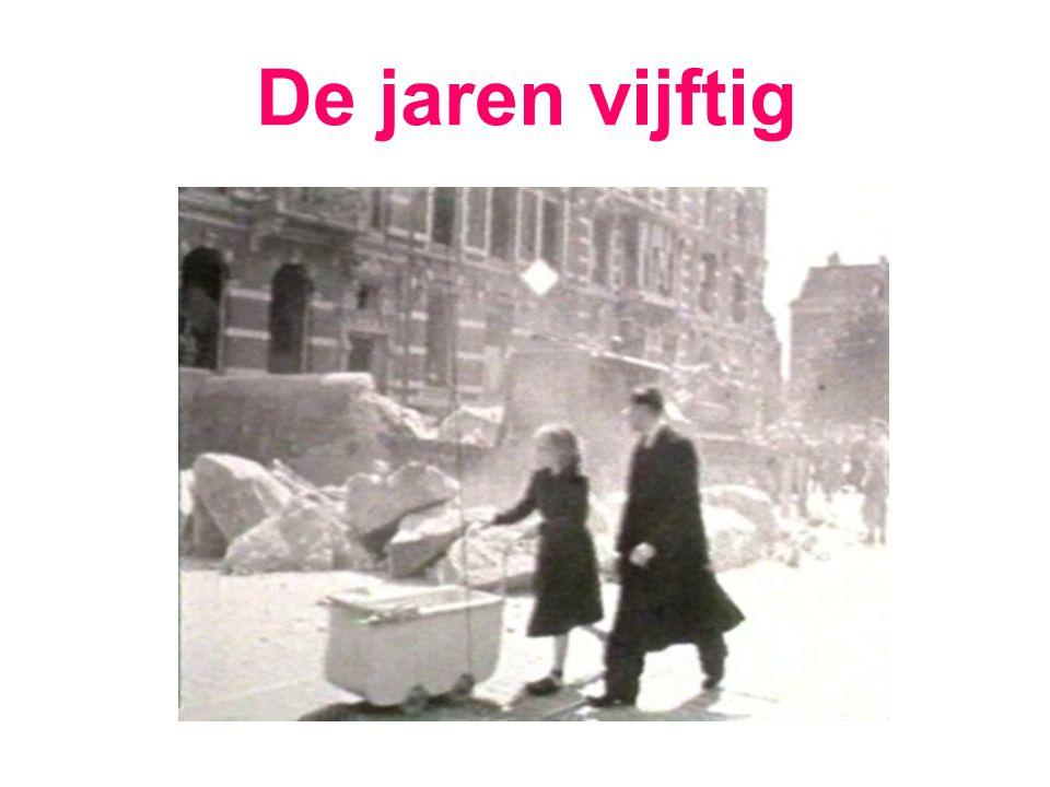 De jaren vijftig