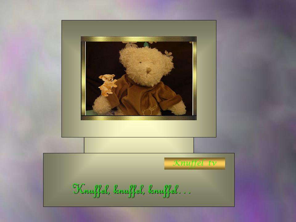 Knuffel tv Knuffel, knuffel, knuffel…