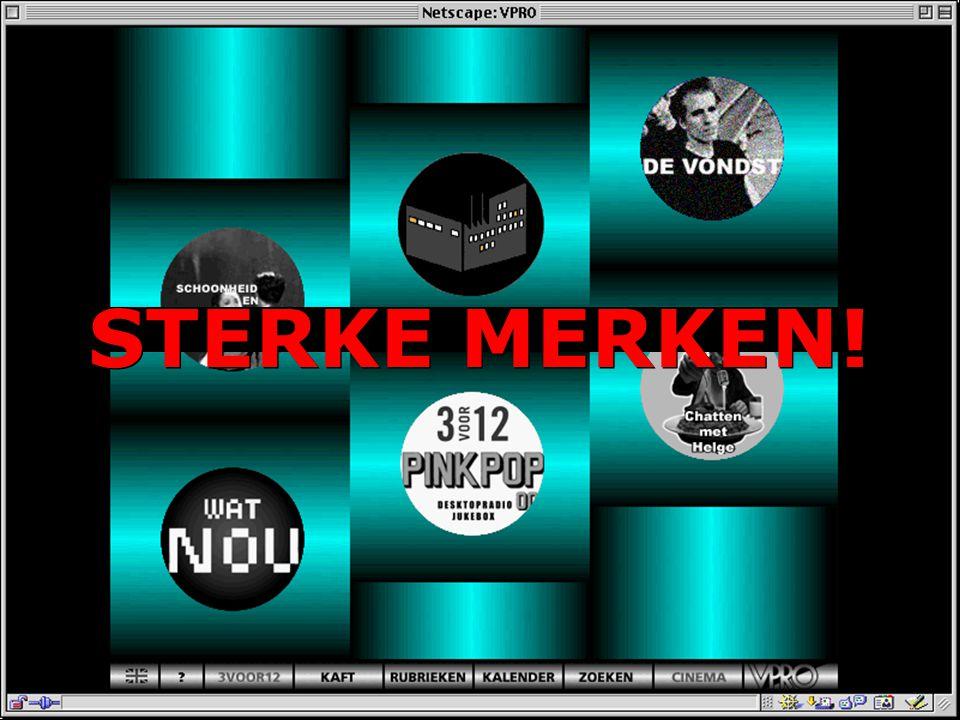 STERKE MERKEN!