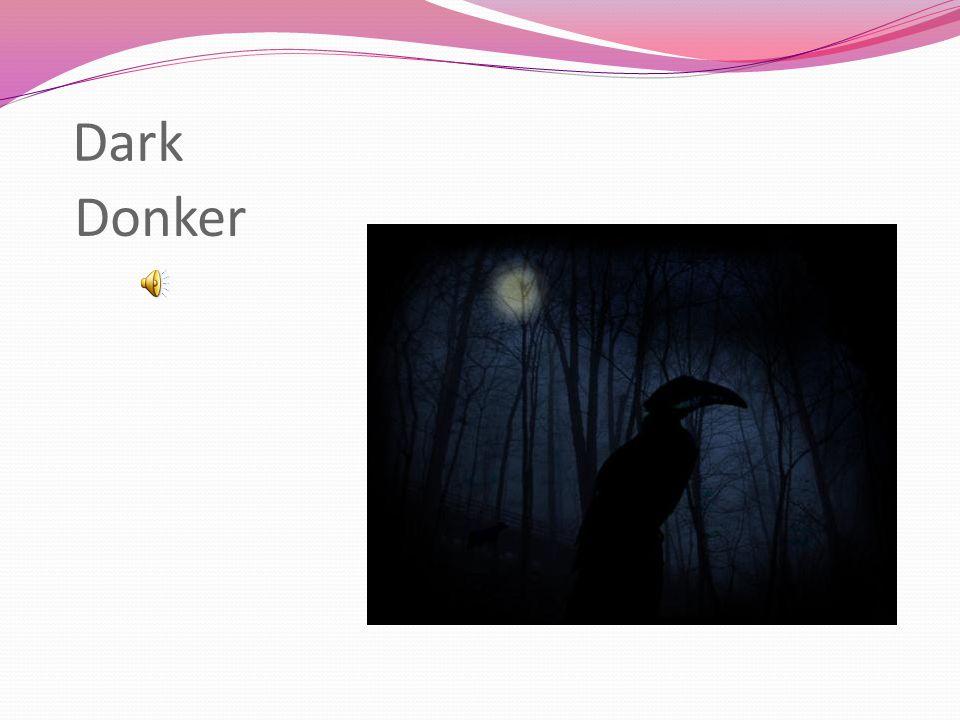 Dark Donker