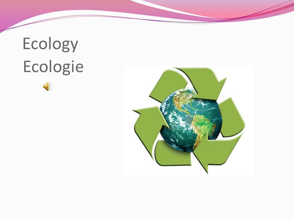 Ecology Ecologie