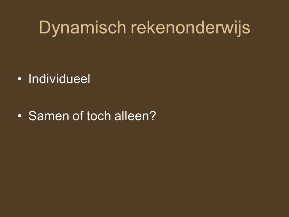 Structuur Uitgaan van vraagstructuren uit de basisschool.