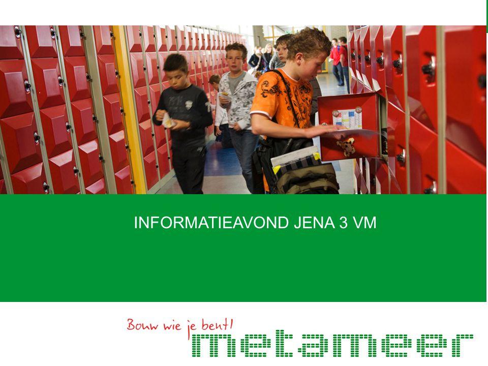 INFORMATIEAVOND JENA 3 VM