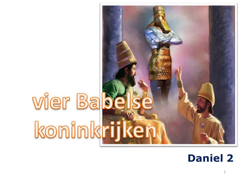 Daniel 2 1
