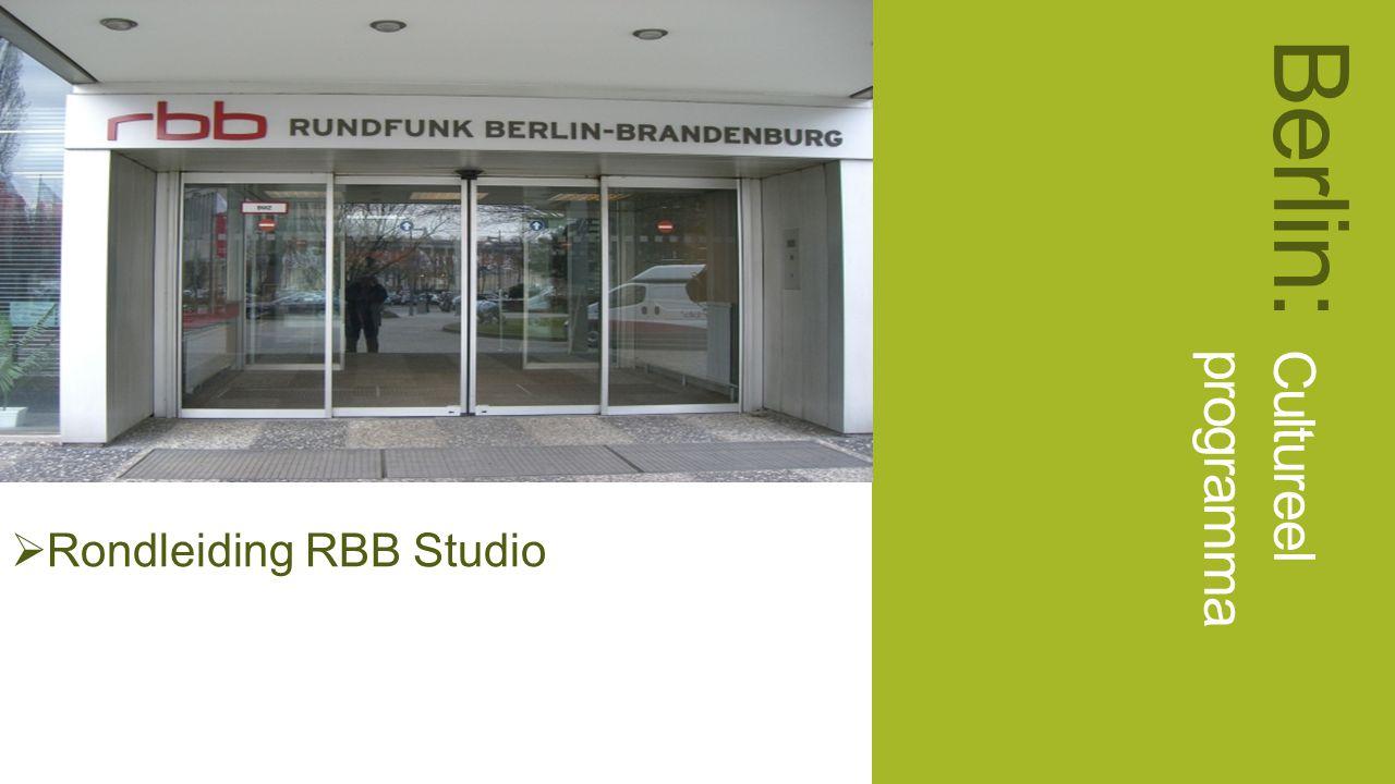  Reichstag koepelbezichtiging Berlin: Cultureel programma