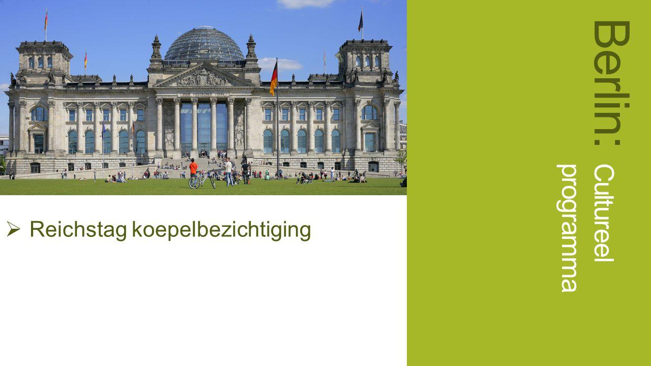Berlin Los geht's…