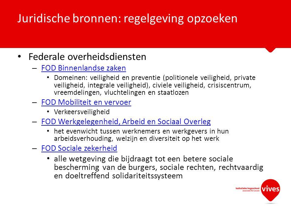 Federale overheidsdiensten – FOD Binnenlandse zaken FOD Binnenlandse zaken Domeinen: veiligheid en preventie (politionele veiligheid, private veilighe