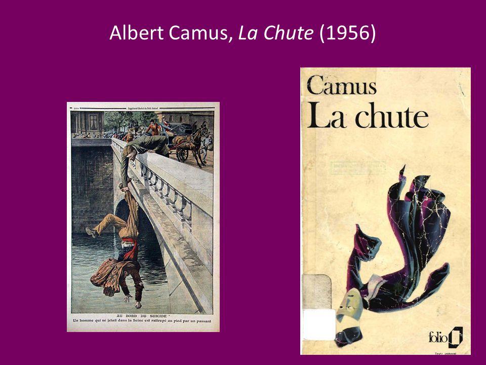 Albert Camus, La Chute (1956)
