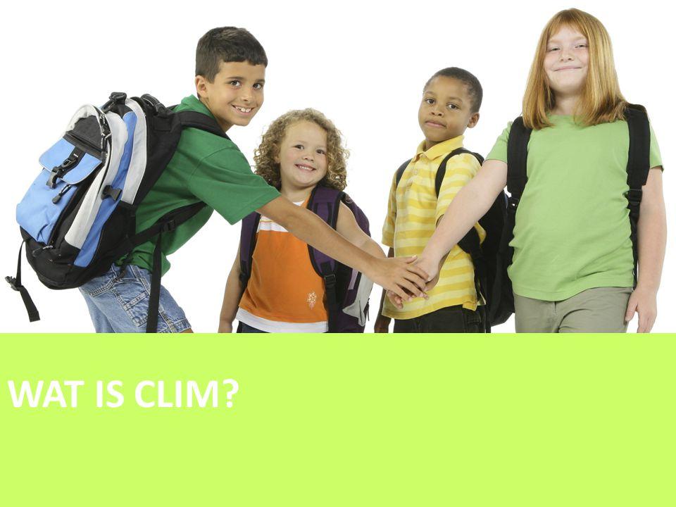 WAT IS CLIM?