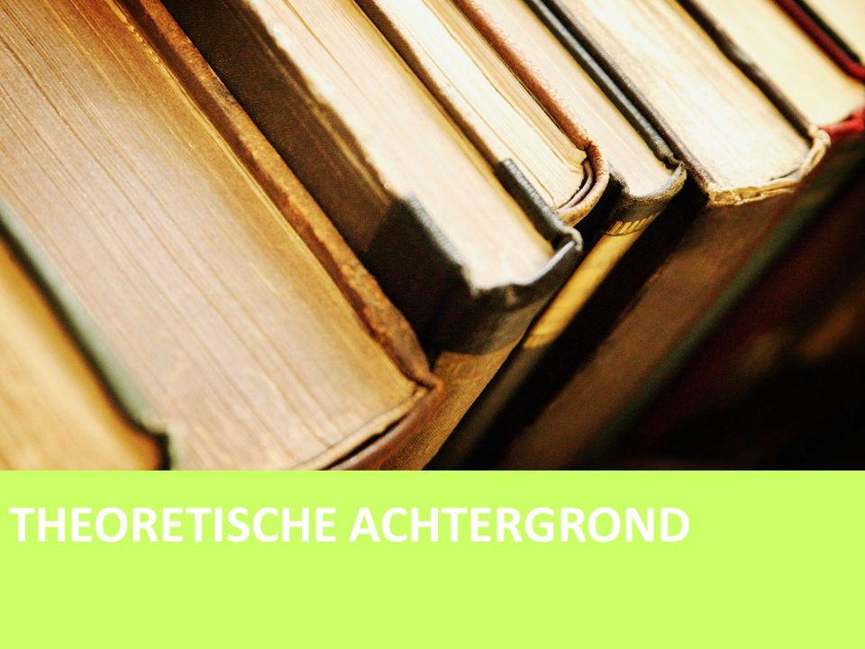 THEORETISCHE ACHTERGROND