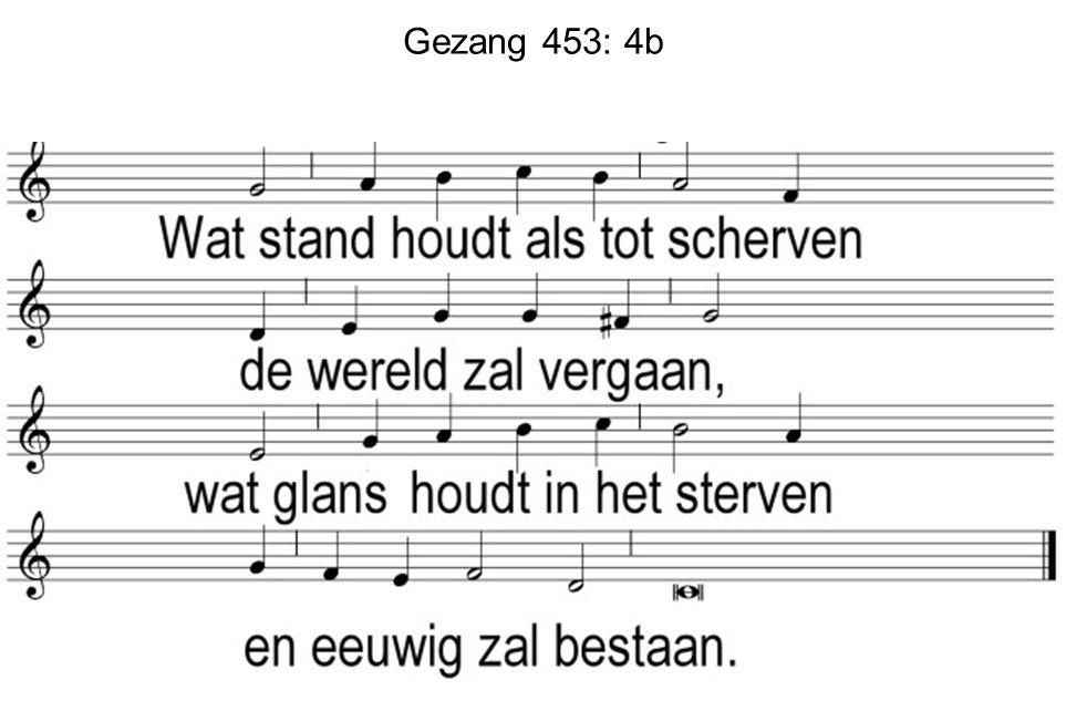 Gezang 453: 4b 34