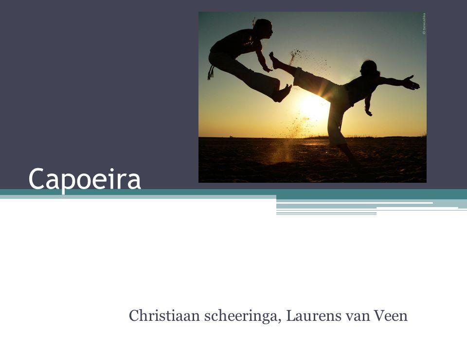 Capoeira Christiaan scheeringa, Laurens van Veen