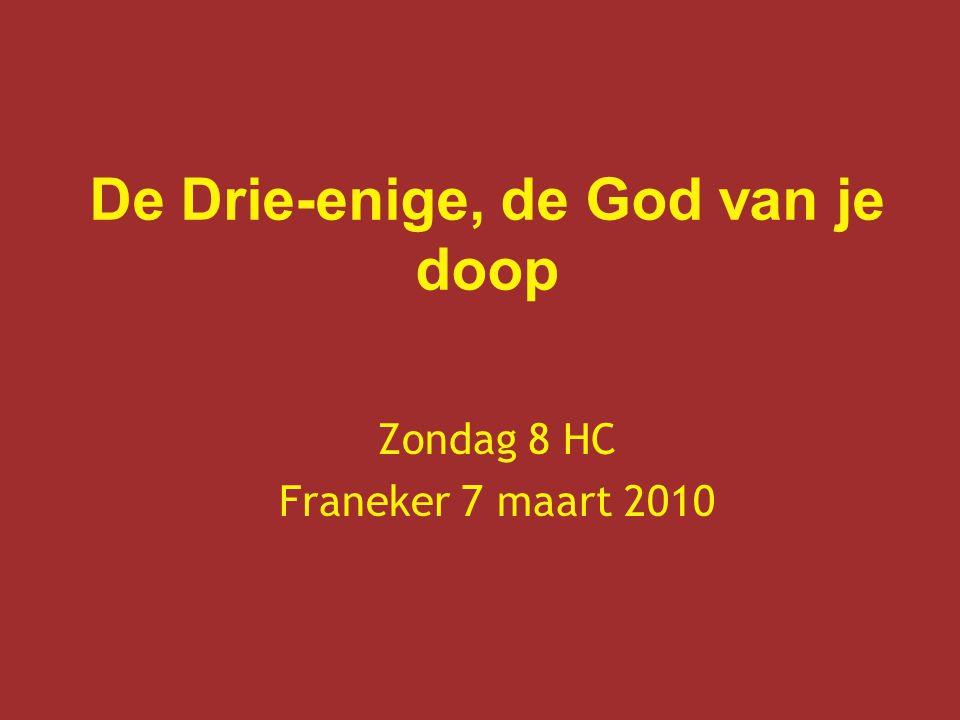 Zondag 8 HC Franeker 7 maart 2010