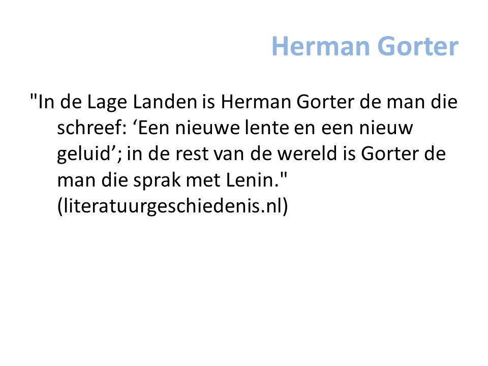 Herman Gorter