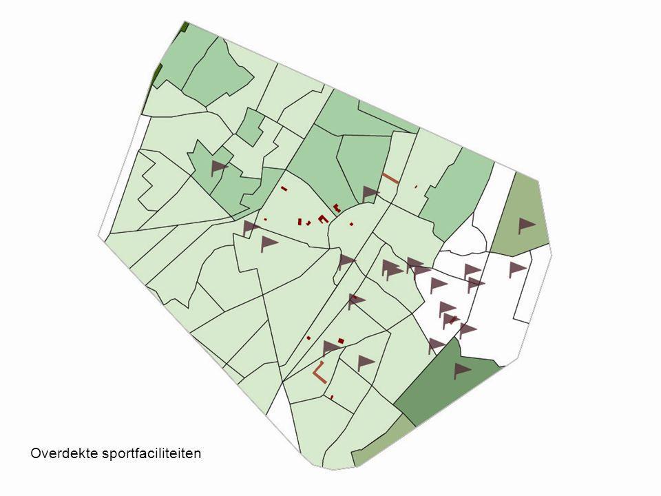 Overdekte sportfaciliteiten