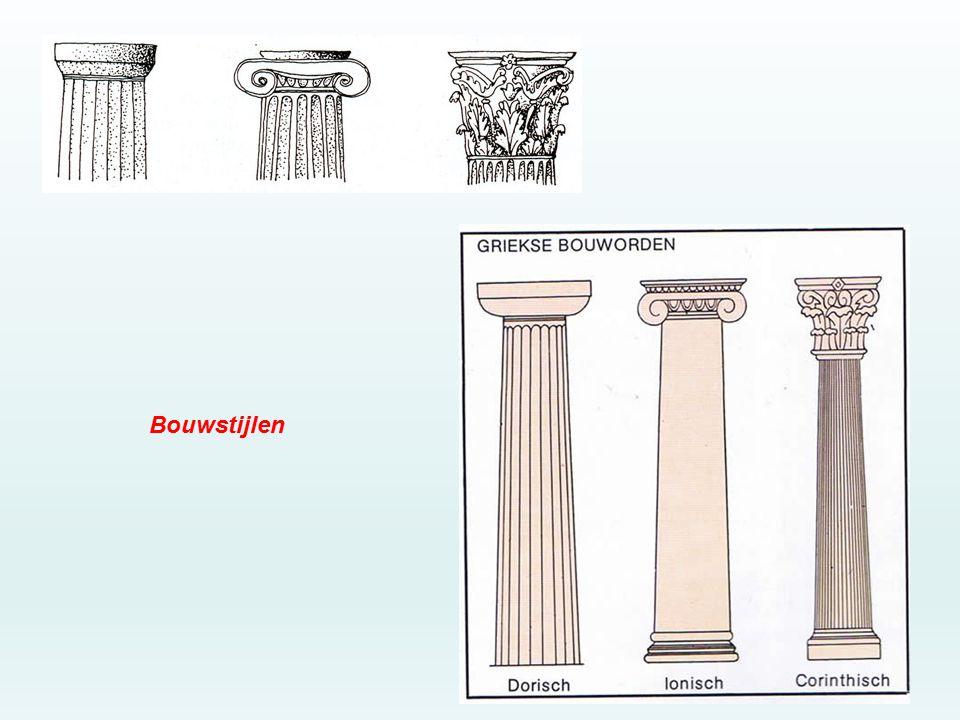 Akropolis Athene Tempel van Hephaestus