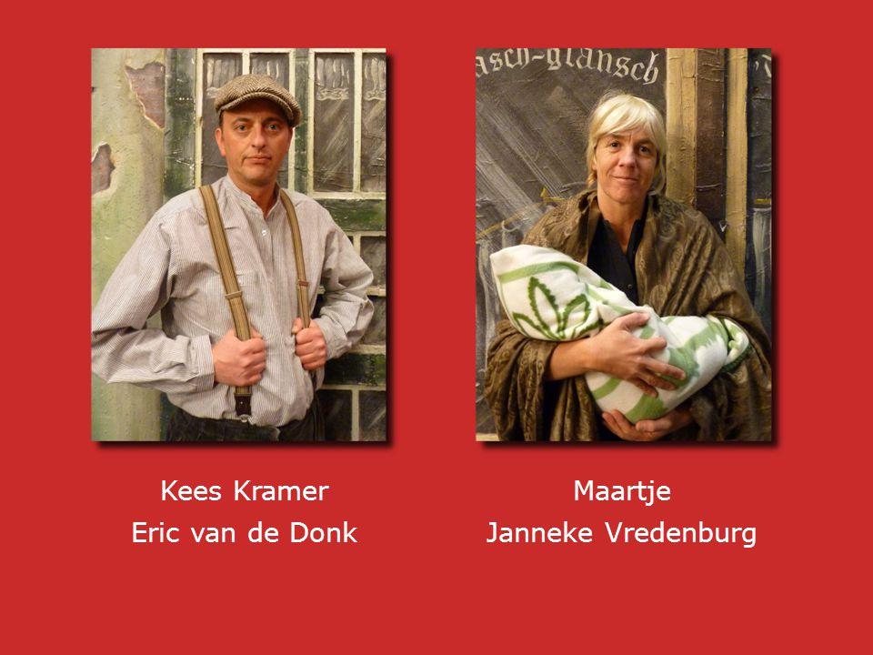 Kees Kramer Eric van de Donk Maartje Janneke Vredenburg