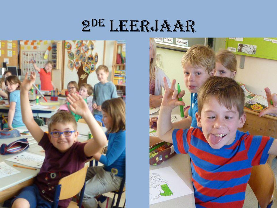 2 de leerjaar