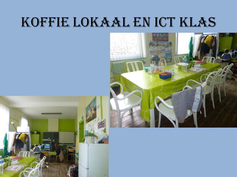 Onze eetzaal