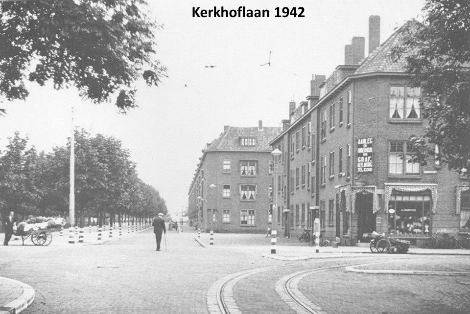 Marnixstraat 1950