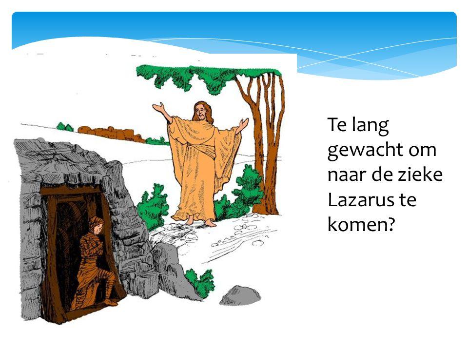 ❷ WACHT MET ELKAAR  Abraham bleef geduldig wachten tot God hem een zoon gaf, zoals Hij had beloofd.  Nu wij door zo'n menigte geloofsgetuigen omringd zijn, moeten ook wij de last van de zonde, waarin we steeds weer verstrikt raken, van ons afwerpen en vastberaden de wedstrijd lopen die voor ons ligt.  Dus troost elkaar en wees elkaar tot voorbeeld,… Hoe kan ik groeien door een seizoen van wachten?
