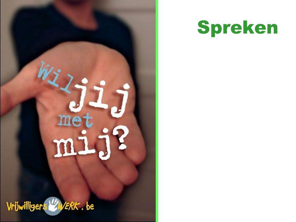 Spreken