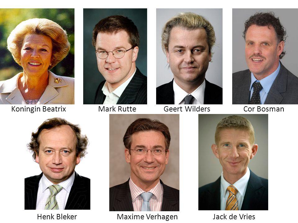 ??.De ??. van de PVV lijkt weinig te voelen voor democratisering.