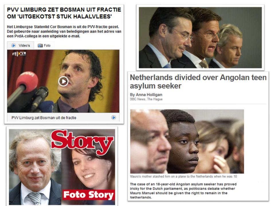 achterban (de) De achterban van de PVV lijkt weinig te voelen voor democratisering.