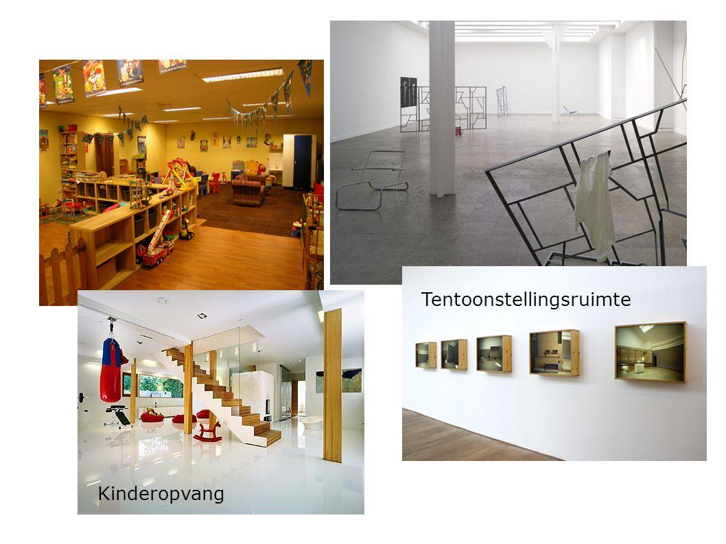 Kinderopvang Tentoonstellingsruimte