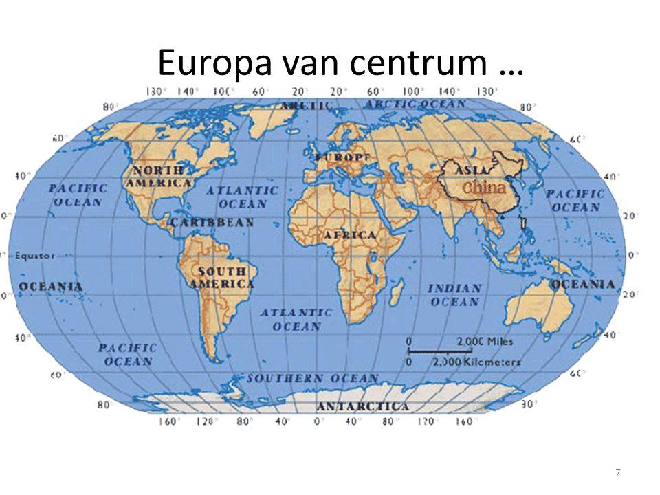 Europa van centrum … 7