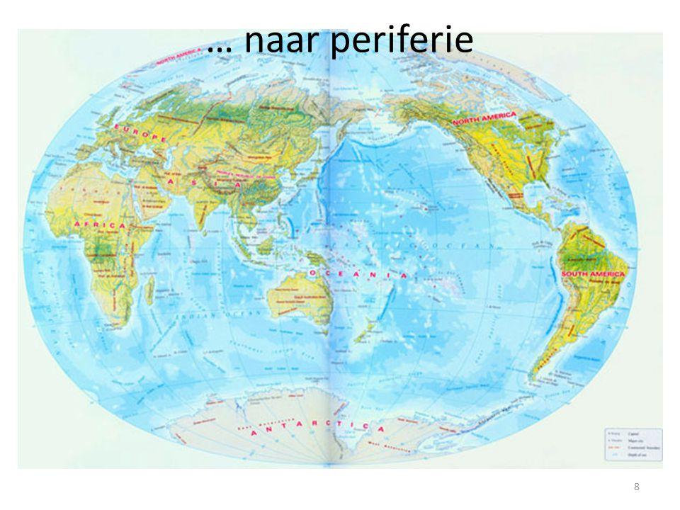 … naar periferie 8